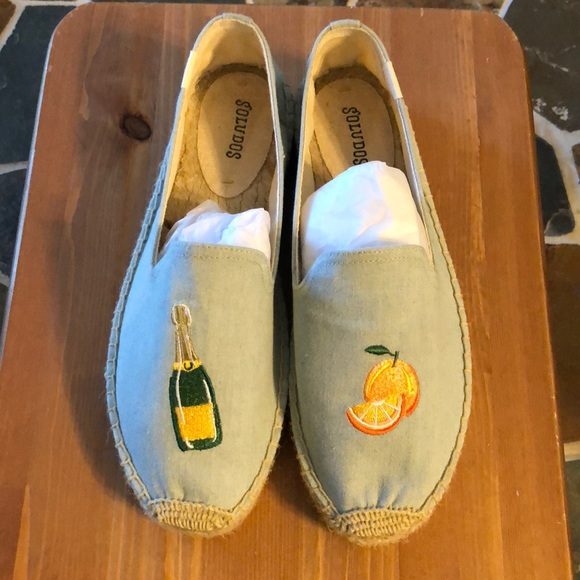 cf3fc37bcd6 Soludos mimosa smoking slippers. M 5ab4fdb52ae12ff8b35e9def